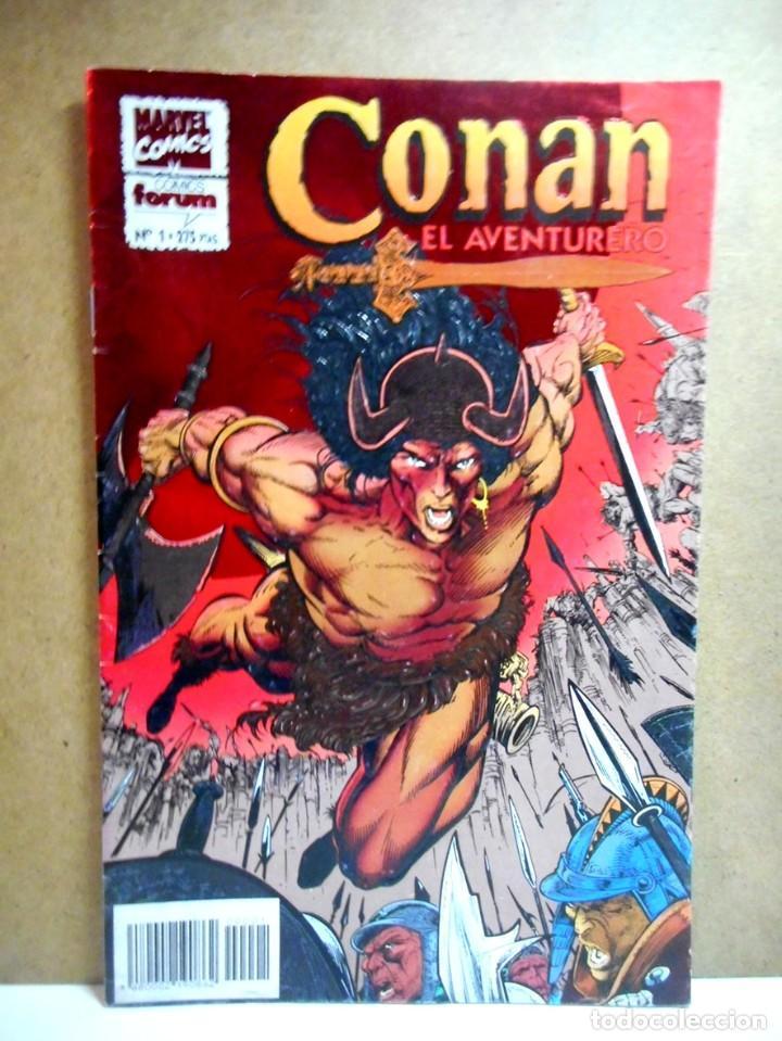 CONAN EL AVENTURERO Nº 1 (Tebeos y Comics - Forum - Conan)