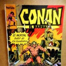 Comics : CONAN EL BÁRBARO Nº 159 ( PROVIENE DE RETAPADO ). Lote 211858331