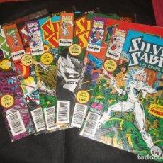 Cómics: SILVER SABLE COMPLETA 6 NUMEROS BUEN ESTADO. Lote 211938447