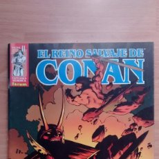 Cómics: EL REINO SALVAJE DE CONAN 11 FORUM - POSIBILIDAD DE ENTREGA EN MANO EN MADRID. Lote 211948855