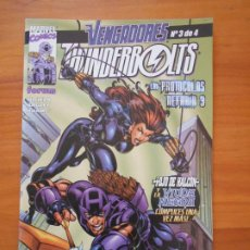 Cómics: VENGADORES THUNDERBOLTS Nº 3 DE 4 - MARVEL - FORUM (8J). Lote 211950502