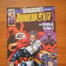Cómics: VENGADORES THUNDERBOLTS Nº 4 DE 4 - MARVEL - FORUM (8J). Lote 211950600