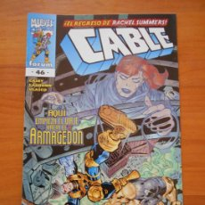 Cómics: CABLE VOLUMEN 2 Nº 46 - VOL. 2 - MARVEL - FORUM (8J). Lote 211950860