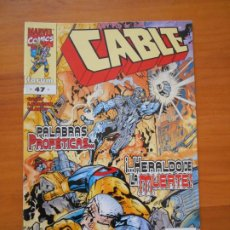Cómics: CABLE VOLUMEN 2 Nº 47 - VOL. 2 - MARVEL - FORUM (8J). Lote 211950952