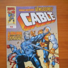 Cómics: CABLE VOLUMEN 2 Nº 48 - VOL. 2 - MARVEL - FORUM (8J). Lote 211951096