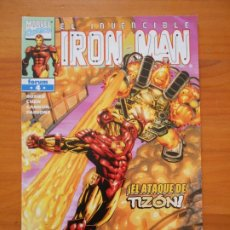 Cómics: EL INVENCIBLE IRON MAN VOLUMEN 4 Nº 4 - VOL. 4 - MARVEL - FORUM (8J). Lote 211951491