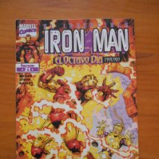 Cómics: EL INVENCIBLE IRON MAN VOLUMEN 4 Nº 21 - VOL. 4 - MARVEL - FORUM (8J). Lote 211951576