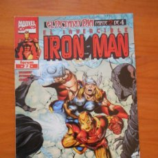 Cómics: EL INVENCIBLE IRON MAN VOLUMEN 4 Nº 22 - VOL. 4 - MARVEL - FORUM (8J). Lote 211951658