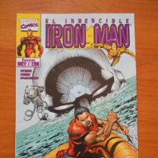 Cómics: EL INVENCIBLE IRON MAN VOLUMEN 4 Nº 23 - VOL. 4 - MARVEL - FORUM (8J). Lote 211951752