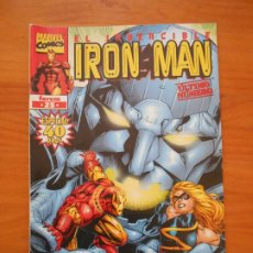 Cómics: EL INVENCIBLE IRON MAN VOLUMEN 4 Nº 25 - VOL. 4 - MARVEL - FORUM (8J). Lote 211952035