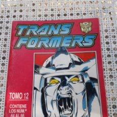 Cómics: TRANSFORMERS TOMO 12. NÚMEROS 64, 65 Y 66. Lote 212050400