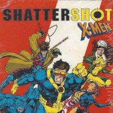 Cómics: SHATTERSHOT X MEN - TOMO UNICO - MUY BUEN ESTADO !!. Lote 212070600
