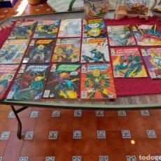 Cómics: MOTORISTA FANTASMA COMISC FORUM MARVEL COMICS LOTE DE 16 NUMEROS BUEN ESTADO. Lote 212080541