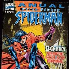 Cómics: PETER PARKER: SPIDERMAN ANUAL 2001 - OCTUBRE 2001 - 40 PÁGINAS + CUBIERTAS - FORUM -. Lote 212086286