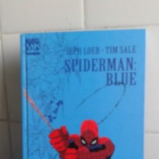 Comics : SPIDERMAN BLUE, MARVEL MK FORÚM, TAPA DURA IMPECABLE. Lote 212118933