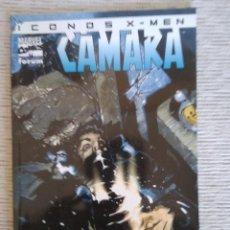 Cómics: ICONOS X-MEN. CÁMARA. FORUM.. Lote 212176475
