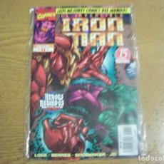 Comics: FORUM IRON MAN HEROES REBORN 12. Lote 212199680