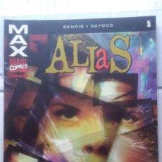 Cómics: ALIAS 5. Lote 212278347