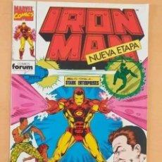 Cómics: IRON MAN. NUEVA ETAPA. NUM 1. ASALTO TOTAL A STARK ENTERPRISES.. Lote 212328212