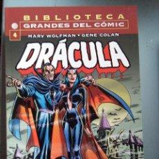 Cómics: BIBLIOTECA MARVEL DRACULA 4. Lote 212346678