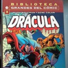 Cómics: BIBLIOTECA MARVEL DRACULA 3. Lote 212346737