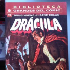 Cómics: BIBLIOTECA MARVEL DRACULA 14. Lote 212346868
