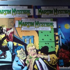 Cómics: LOTE MARTIN MYSTERE 11-12-14. Lote 212350532