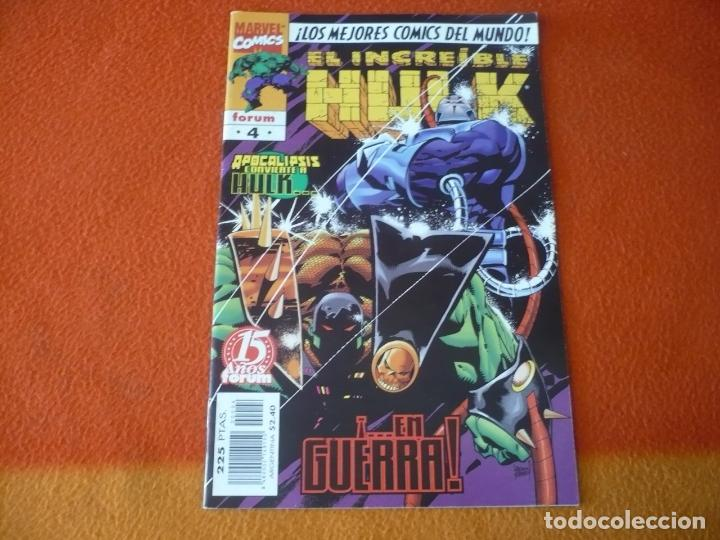 HULK VOL. 3 Nº 4 ( PETER DAVID KUBERT ) ¡BUEN ESTADO! FORUM MARVEL (Tebeos y Comics - Forum - Hulk)