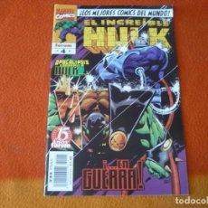 Cómics: HULK VOL. 3 Nº 4 ( PETER DAVID KUBERT ) ¡BUEN ESTADO! FORUM MARVEL. Lote 212368097