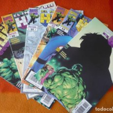 Cómics: HULK VOL. 3 NºS 9, 10, 11, 12, 13 Y 14 ( PETER DAVID KUBERT ) ¡MUY BUEN ESTADO! FORUM MARVEL. Lote 212368245