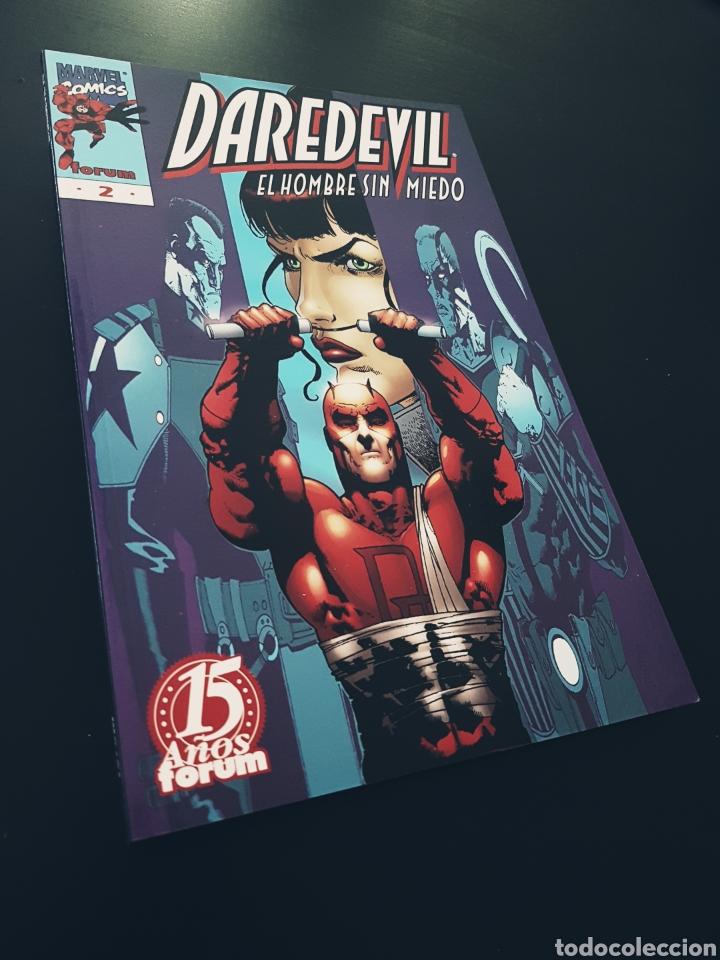 EXCELENTE ESTADO DAREDEVIL 2 EL HOMBRE SIN MIEDO TOMO FORUM (Tebeos y Comics - Forum - Prestiges y Tomos)