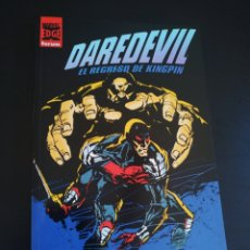 Cómics: DE KIOSCO DAREDEVIL EL REGRESO DE KINGPIN FORUM TOMO. Lote 212485198