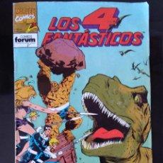 Comics : LOS 4 FANTASTICOS 105 PRIMERA EDICION FORUM. Lote 212517488