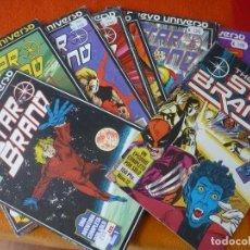 Fumetti: STAR BRAND 1 AL 12 MENOS EL 4 ¡CASI COMPLETA! ( ROMITA JR ) FORUM MARVEL NUEVO UNIVERSO. Lote 212584447