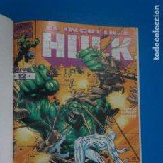 Cómics: COMIC RETAPADO DE HULK AÑO 1996 Nº 11 NUMEROS*** COMICS FORUM LOTE 30. Lote 221995618