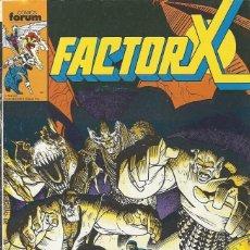 Comics: FACTOR X VOL. 1 Nº 36 - MUY BUEN ESTADO !!. Lote 212598092