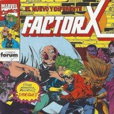 Cómics: FACTOR X VOL. 1 Nº 57 - MUY BUEN ESTADO !!. Lote 212598672