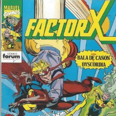 Cómics: FACTOR X VOL. 1 Nº 61 - MUY BUEN ESTADO !!. Lote 212598832