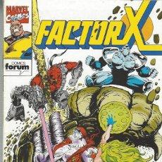 Cómics: FACTOR X VOL. 1 Nº 85 - MUY BUEN ESTADO !!. Lote 212599462