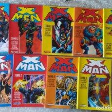 Cómics: X MAN COMPLETA 9 TOMOS. Lote 212610430