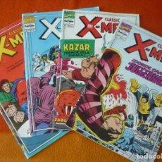 Cómics: CLASSIC X MEN NºS 2, 3, 5 Y 7 FORUM MARVEL. Lote 212614463