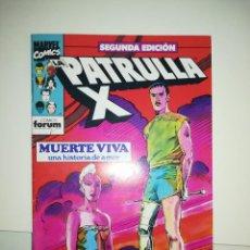 Cómics: PATRULLA X VOL 1 #37 (SEGUNDA EDICION). Lote 212647188