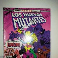 Cómics: NUEVOS MUTANTES VOL 1 #48 (MARVEL TWO-IN-ONE). Lote 212647218