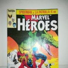 Cómics: MARVEL HEROES RETAPADO (NUMEROS 31 A 35). Lote 212647241