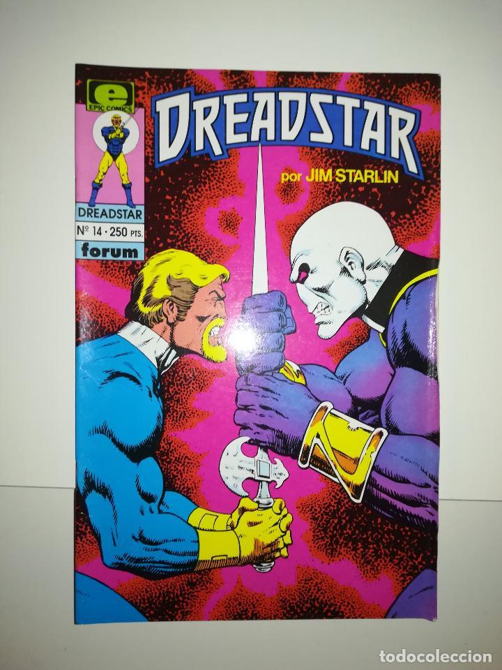 DREADSTAR 2ª EDICION #14 (Tebeos y Comics - Forum - Otros Forum)