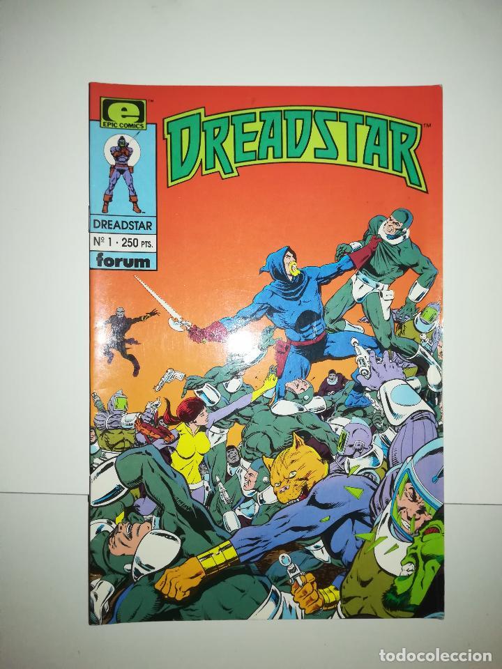 DREADSTAR 2ª EDICION #1 (Tebeos y Comics - Forum - Otros Forum)