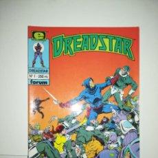 Cómics: DREADSTAR 2ª EDICION #1. Lote 212647291