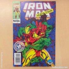 Cómics: IRON MAN - NUEVA ETAPA. NUM 3. Lote 212664717