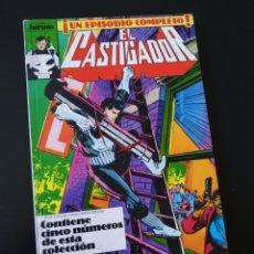 Fumetti: CASI EXCELENTE ESTADO EL CASTIGADOR 1 AL 5 FORUM RETAPADO. Lote 212667373