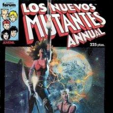 Fumetti: LOS NUEVOS MUTANTES ESPECIAL PRIMAVERA 1987 - FORUM. Lote 224174088